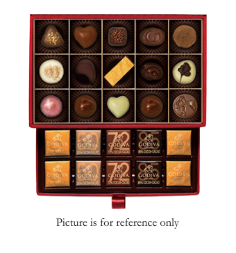 Luxury Box Chocolate 30pcs.