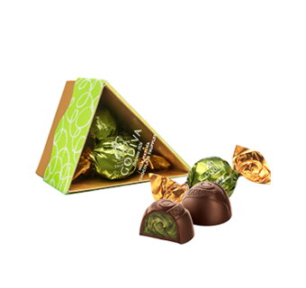 Matcha Milk Chocolate Truffle 5pcs.